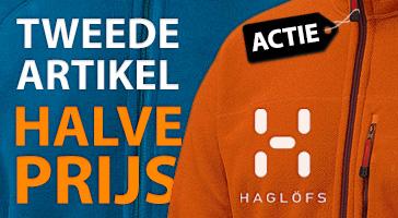 Haglofs Actie