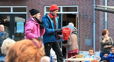 Modeshow Dorpsstraat