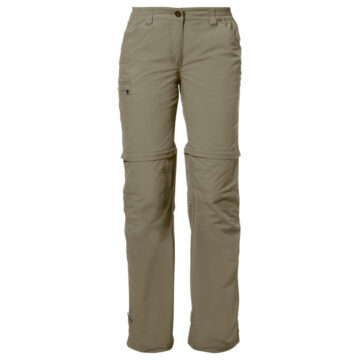 Vaude Farley-4 Zip-Off Pants Dames